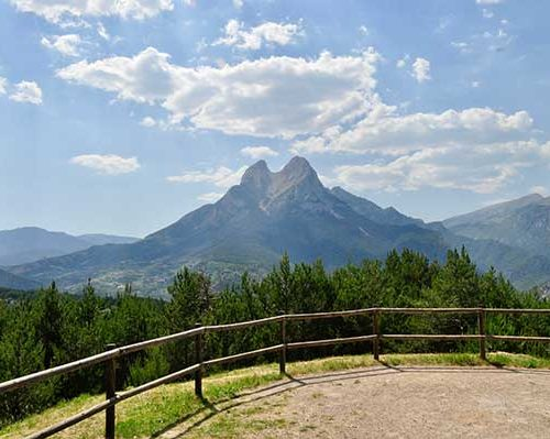 Pedraforca one of the most iconic mountains in Catalonia