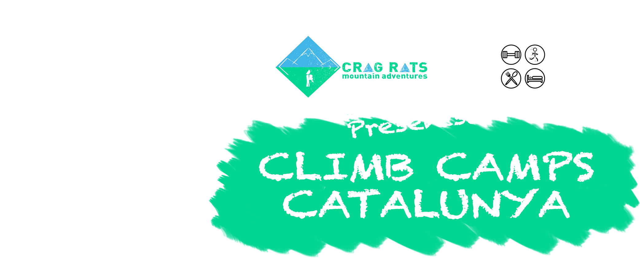 climbing camp front page ad