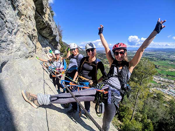 via ferrata team